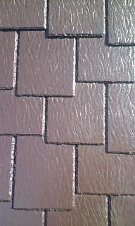 オシャレなコロニアル(カラーベスト)屋根2