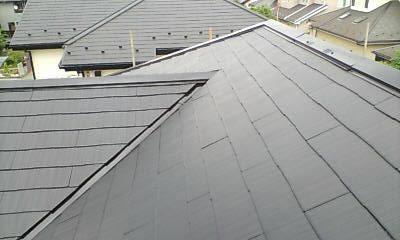 コロニアル(カラーベスト)屋根